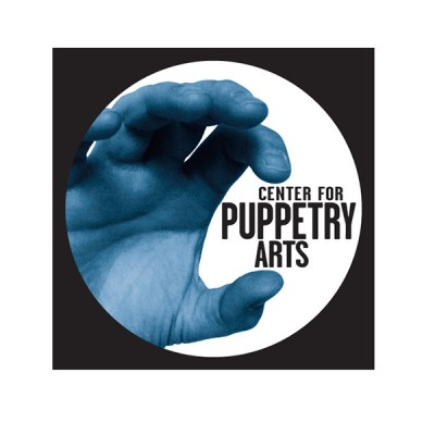 Center for Puppetry Arts logo redesign
