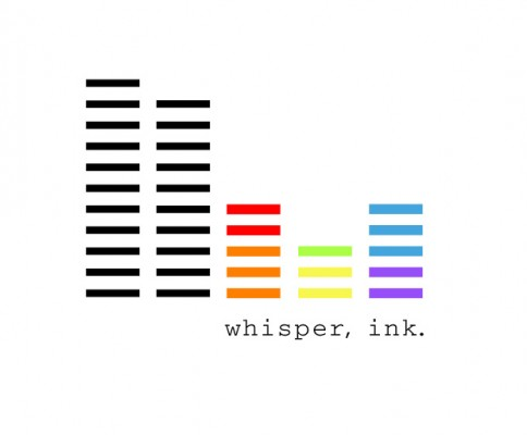 Whisper, Ink. logo