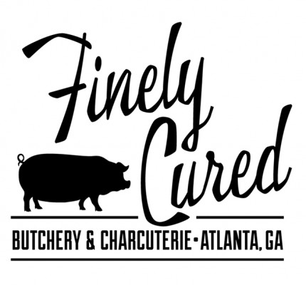 Finely Cured logo